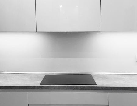 Kuchnie na wymiar Gdańsk – kuchnia biały akryl 2016